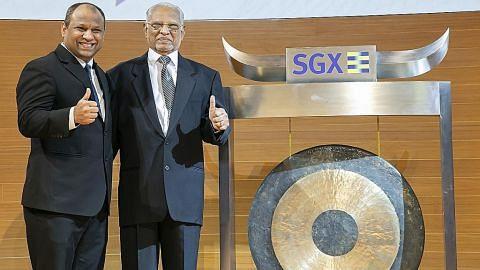 Firma hartananah orak langkah berani jadi syarikat Melayu/Islam kedua tersenarai di bursa saham