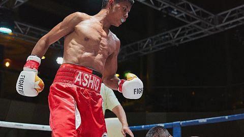TINJU Lepas ditabal Juara WBC, Ashiq bertekad bergelar Juara Dunia