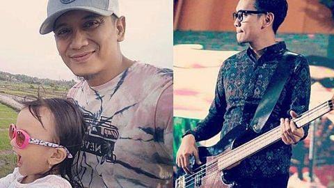 Dua anggota band Indonesia, Seventeen disahkan terkorban