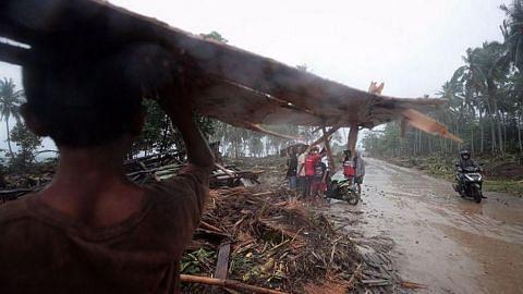 Jakarta: Cuaca melampau boleh cetus tsunami kedua