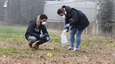 Peminat Inter Milan maut dilanggar