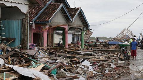 Tsunami di Sunda sudah diramal sejak 2012