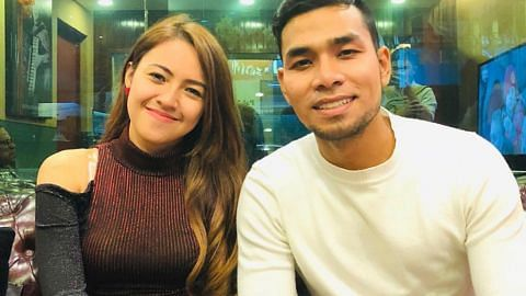 Syafiq teruja rakam lagu duet ciptaan terakhir Pak Ngah