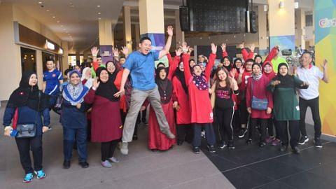 Berita Harian-Health Promotion Board health talk