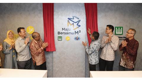 Mendaki, Muis and Mesra launch new joint office in Wisma Geylang Serai