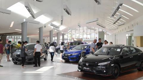 COE prices end mostly higher in latest tender