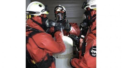 HazMat team contains ammonia leak in Ang Mo Kio, no injuries reported: SCDF