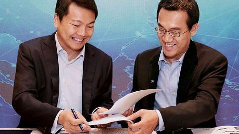 UOB, OctoRocket meterai MOU tawar pinjaman kepada SME di Asean