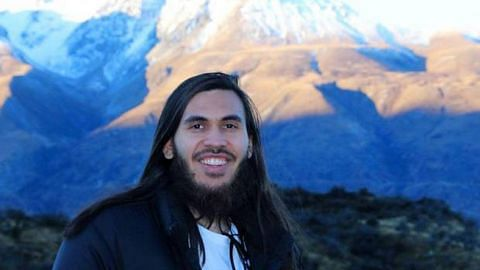 Tariq Omar, one of those who died in the shooting tragedy at New Zealand
