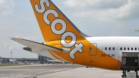 Scoot flight from Singapore to Taipei experiences drop in cabin pressure, oxygen masks activated