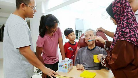 Pesakit demensia perlu sokongan penuh keluarga