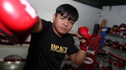 SEA Games: Nazri Sutari gets Singapore's first gold in combat sambo