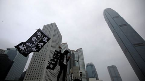 Hong Kong to end 2019 with multiple protests; big march planned for Jan 1
