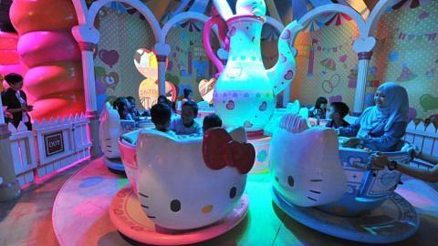 Hello Kitty Town to shut down in Johor's indoor theme park near Legoland