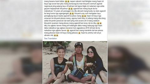 'We cannot live without you, mom,' says son of Filipino maid who died in Lucky Plaza accident