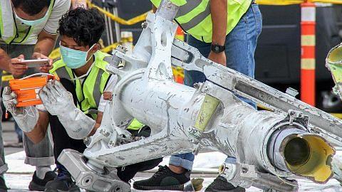 Kadar kematian nahas pesawat melonjak tahun lalu