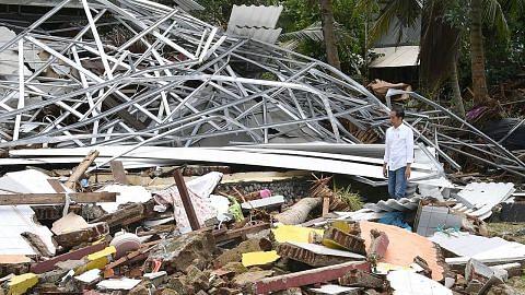 Indonesia berjaga-jaga kemungkinan tsunami susuli keretakan baru Anak Krakatau