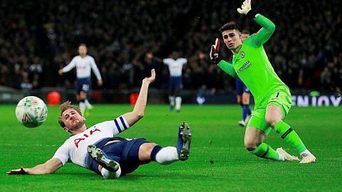 PIALA LIGA Spurs ada kelebihan ke atas Chelsea untuk mara ke final
