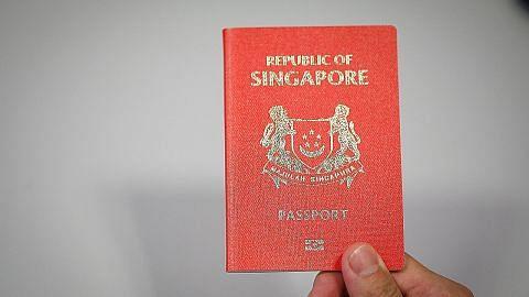 Pasport S'pura kekal kedua 'paling berkuasa'