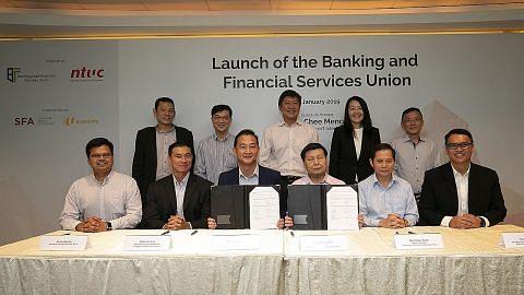 Kesatuan kakitangan bank terima pekerja khidmat kewangan lain, PME