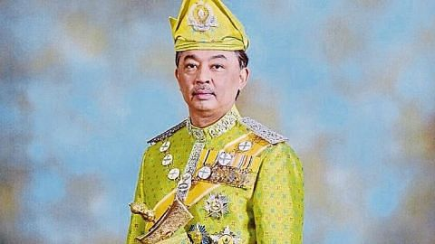 Tengku Abdullah dilantik jadi Sultan Pahang Selasa