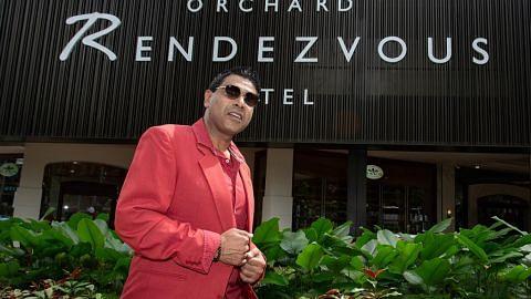Syah Ibrahim buka Orange Ballroom kedua di Hotel Orchard Rendezvous