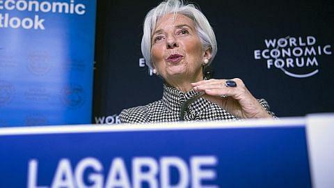 'Risiko kemerosotan mendadak dalam pertumbuhan sejagat telah meningkat'