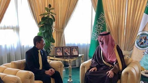 Maliki: Lawatan ke Saudi hasilkan perkongsian pandangan yang baik