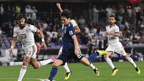 Jepun singkirkan Iran untuk ke final