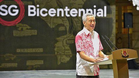 'Menghargai perjalanan kita, dari Singapura ke rakyat Singapura'