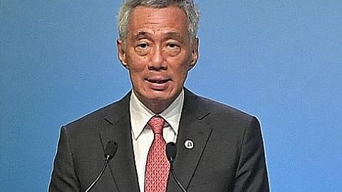 PM Lee, kepimpinan SAF beri jaminan ambil keselamatan sebagai isu amat penting