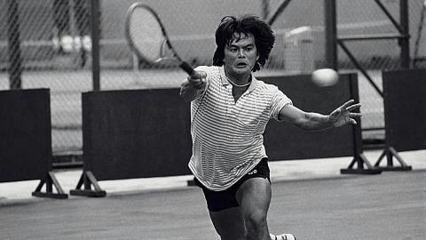 Pengorbanan, dedikasi sebab Mahader nombor 1 di gelanggang tenis