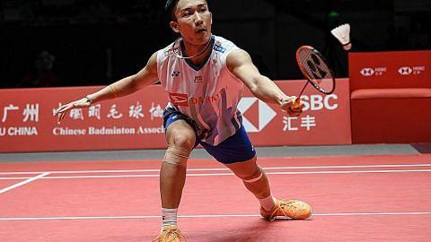 Jaguh Jepun antara tujuh juara dunia bakal serikan kejohanan kali ini
