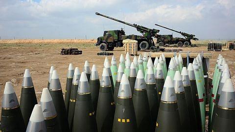 PERANG MENENTANG ISIS DI BAGHOUZ, SYRIA Militan akan terbunuh di medan tempur jika enggan serah diri