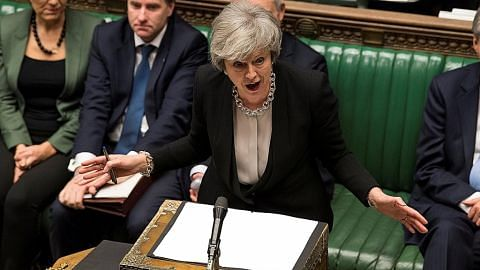 May kalah lagi di Parlimen dalam undian Brexit