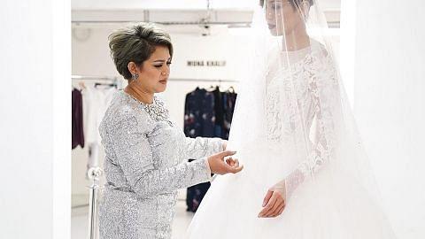 Fatimah Mohsin manfaatkan geran ESG bagi sertai Minggu Fesyen di London