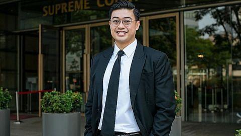 Peguam muda anggap sumbangan satu tanggungjawab moral