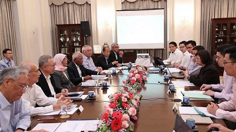 Presiden Halimah lulus Belanjawan 2019