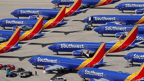 Satu lagi pesawat Boeing 737 Max hadapi masalah enjin