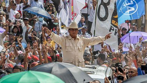 Prabowo jangka 90% sokongan di Ciamis