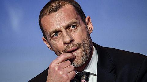 Ketua bola sepak Eropah gesa pengadil agar 'berani', hentikan pertarungan