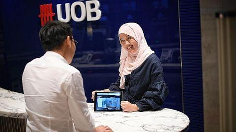 Pendigitalan dorong bank S'pura gajikan lebih ramai pekerja