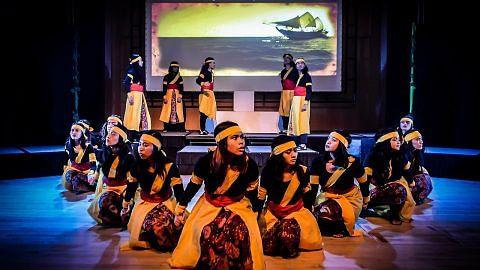 Teater 'Kurun Yang Hilang' Pentas Karyawan RP bertenaga ULASAN