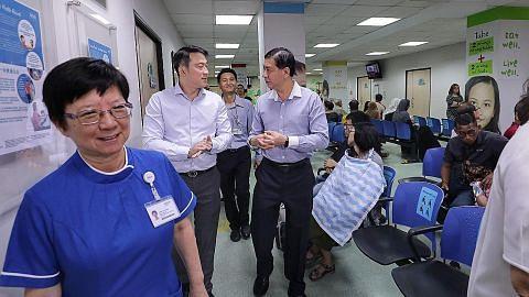 Poliklinik, pusat jagaan kesihatan baru bakal dibina di Jurong