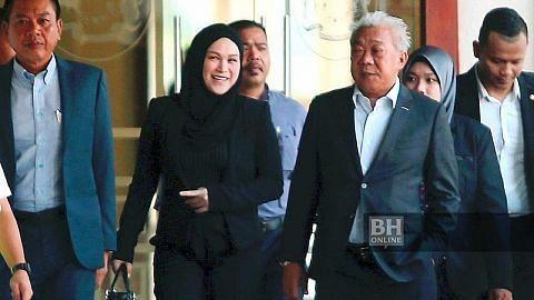 AP Umno, isteri dituduh rasuah dan subahat libatkan $921,400