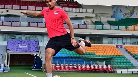 Kapten Zulfahmi lebih mantap selepas beraksi di Liga Thai