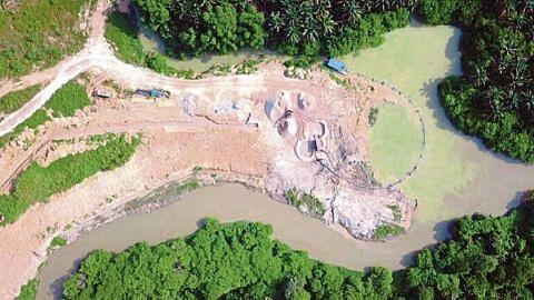 Masagos: S'pura tidak perlu bekal air dirawat kepada M'sia akibat pencemaran di Johor