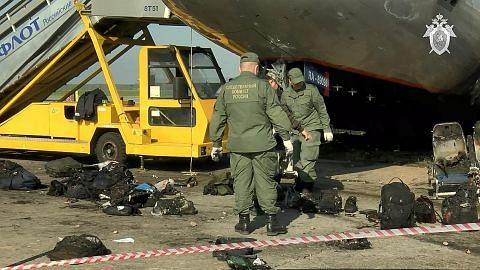 Punca nahas pesawat Aeroflot di Moscow disiasat
