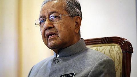 Mahathir: PH berjaya tunai hampir 40% janji