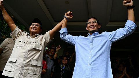 Jokowi rasmi Presiden untuk penggal kedua